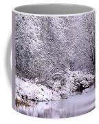 Winters First Icy Breath Coffee Mug