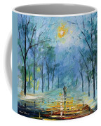Winter's Fog Coffee Mug