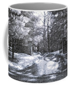 Winter's Gates Coffee Mug