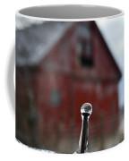 Winter's Icy Head Coffee Mug