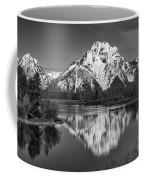 Winter's Last Hold Coffee Mug
