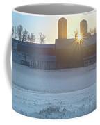 Winter's Welcome Coffee Mug