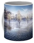 Wintery Coast Coffee Mug