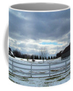Wintery Day Coffee Mug