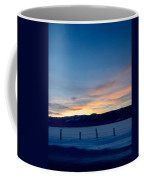 Wintery Sunrises  Coffee Mug