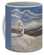 Wintry Landscape Coffee Mug
