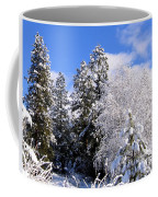 Wintry Morn Coffee Mug