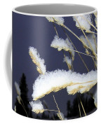 Wintry Wild Oats Coffee Mug