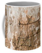 Wire In Wood Coffee Mug