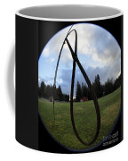 Wire Rope Loggers Noose Coffee Mug