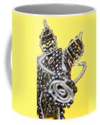 Wire Warthog Coffee Mug