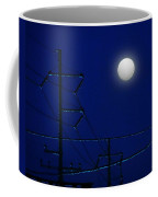 Wired Moon Coffee Mug