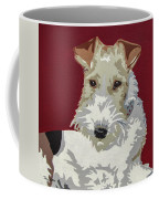 Wirehaired Fox Terrier Coffee Mug