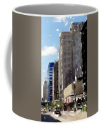 Wisconsin Ave 1 Coffee Mug