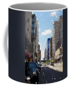 Wisconsin Ave 2 Coffee Mug