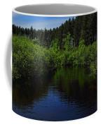 Wisconsin River In Vilas County Coffee Mug