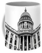 Wisconsin's Capitol Coffee Mug