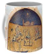 Wise Men Reaching Beit Sahour Coffee Mug