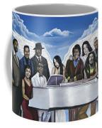 Wish You Were Here Coffee Mug