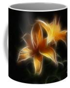 Wispy Lilies Coffee Mug