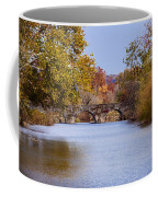 Wissahickon Autumn Coffee Mug