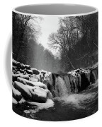 Wissahickon Snow Coffee Mug