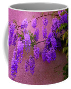 Wisteria At Sunset Coffee Mug