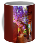 Wisteria Canopy In Bisbee Arizona Coffee Mug