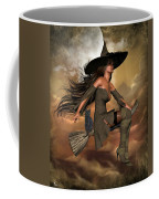 Witch Way  Coffee Mug