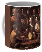 Witchcraft Allegory Of Hercules 1535 Coffee Mug