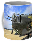Witchcraft Wwii Bomber Coffee Mug
