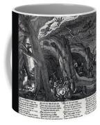 Witches Sabbath, 1630 Coffee Mug