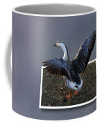With A Nod Of The Head And A Twist Of The Tail Coffee Mug
