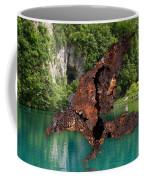 With Air I Rise Coffee Mug