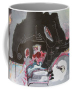 With Little Escape From Life Coffee Mug
