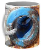 With Old Ship Coffee Mug