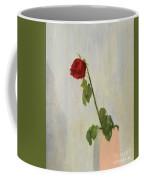Withering Rose Coffee Mug