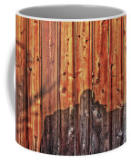 Within A Wooden Fence Coffee Mug