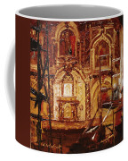 Within The Scaffold Coffee Mug