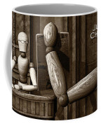 Witness For The Prosecution Coffee Mug by Bob Orsillo