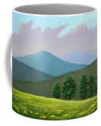 Witness Trees In Spring Coffee Mug