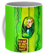 Wizard Of Oz Gate Keeper  Coffee Mug