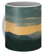 Wnc Sunsets Coffee Mug