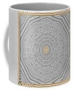 Wodden Sacred Popart Coffee Mug