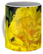 Wohlfahrtia And Begonia Coffee Mug