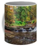 Wolf Creek Coffee Mug by Mark Papke