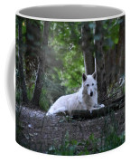Wolf Greeting Coffee Mug