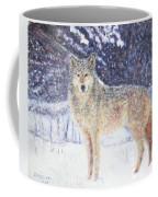 Wolf Of The North Coffee Mug