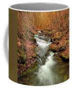 Wolf Run 5 Coffee Mug