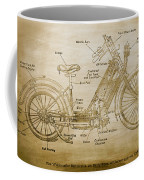 Wolfmueller Motor Cycle 1894 Coffee Mug